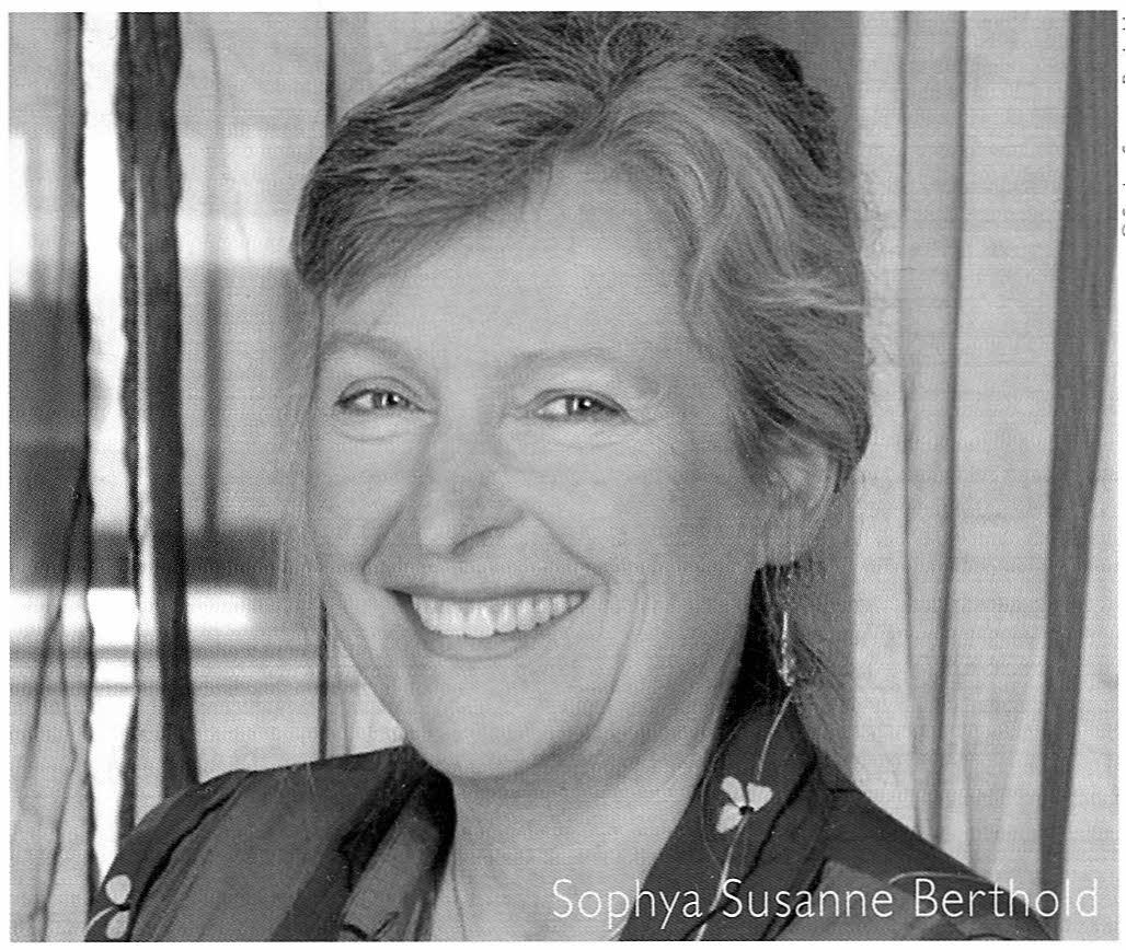 Sophya Susanne Berthold